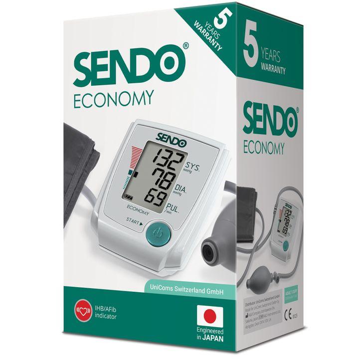 Sendo Economy Полуавтоматичен апарат за кръвно налягане