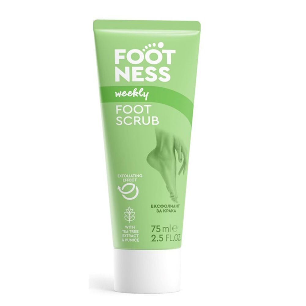 Footness Крем ексфолиант за крака 75 ml